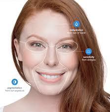 Dermalogica Face Mapping Skin Analysis