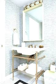 console sink with metal legs bathroom console sink metal legs contemporary bathroom with double console sink