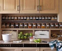 diy kitchen. and love the flour/sugar bins! i especially spice organization. they\u0027re easy to read. - innovative kitchen organization storage diy projects diy l