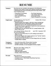 Good Resume Layout Musiccityspiritsandcocktail Com