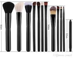 fasion 2018 makeup brush set cup holder professional makeup brushes set cosmetic brushes with cylinder
