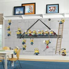 minions at work xl chair rail 7
