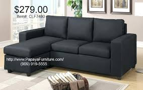 small modern furniture. Modern Couch Sectional Small Black Fabric Sofa Set Furniture Leather Los Angeles L