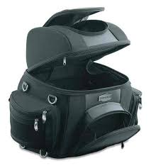 Motorcycle Luggage Rack Bag Stunning Kuryakyn Motorcycle GranTour Rack Bag Black 32 X 32 X 32 Inches