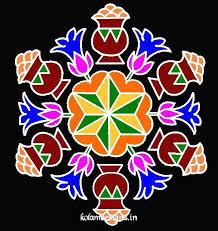 Simple & very easy pongal special rangoli 2019 | 5x3 middle dots latest pongal kolam 2019 makar sankranti is a popular. Pongal Pulli Kolam Kolam And Rangoli Designs Kolam Designs Rangoli Designs With Dots Kolam Dots