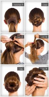 Hair Style Low Bun hairstyles updos for long hair step by step 12 trendy low bun updo 1944 by stevesalt.us