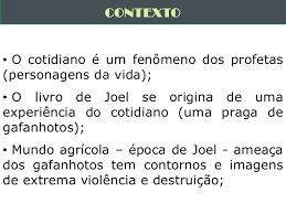 Resultado de imagem para IMAGENS DO LIVRO DE JOEL