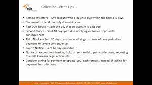 How To Create Effective Collection Letter Templates And Business