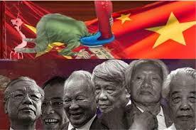 Image result for đảng cộng sản nhận giặc làm cha