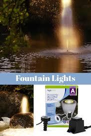 Aquascape Pond Lights Fountain Light Kit Pond Lighting Fountain Lights Water