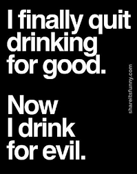 Drinking Quotes Amazing Quit Drinking For Good Funny Quotes Pinterest Funny Quotes
