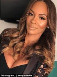 basketball wives star evelyn lozada pictured filed a lawsuit against danika berry