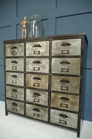 office supply storage ideas. exellent storage vincent barn iron unit industrial drawers storage solutions vintage  furniture ikea home office ideas pinterest  intended supply