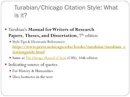 formatting notes bibliography by amy gilbert librarian  2 turabian chicago
