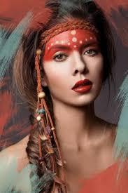color splash more native american