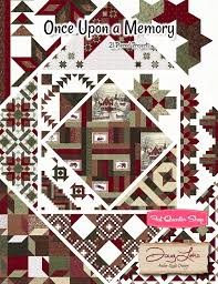 Memory Quilt Patterns Impressive Once Upon A Memory Quilt Book Antler Quilt Designs AQD48 Fat