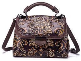 classical emboss shoulder bag whole bride wedding metal handmade bags cross luxury handbag tote women purse uk france usa eur leather handbags hand