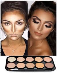 image is loading extra large 10 colour concealer palette contour makeup