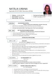 Spanish Resume Template Awesome Resume Template In Spanish Spanish Resume Template Teacher Resume