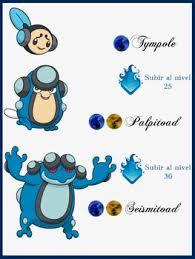 Ferroseed Evolution Chart Palpitoad Evolution Lvl
