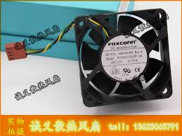 popular foxconn computer cases buy cheap foxconn computer cases foxconn 6025 pv602512espf oa 60mm 12v 0 35a 6cm 4wire for hp 444306 001 dc7800