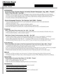 Production Runner Resume Producer Cover Letter Template Resume