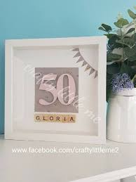 personalised birthday frame personalised birthday gift special birthday gift