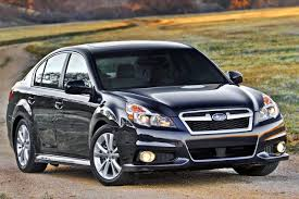 Used 2013 Subaru Legacy for sale - Pricing & Features | Edmunds