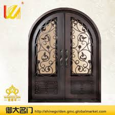 china nice solid wood front doors