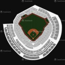 Washington Nationals Seating Chart Detailed Specific Seatgeek Washington Nationals Park Seating Chart