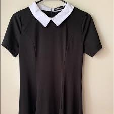 Allegra K Clothing Size Chart Halloween Costume Addams Family Wednesday