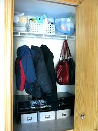 coat closet organization coat closet ideas medium size of storage organizer incredible coat closet organization systems coat closet organization