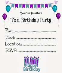 make your own birthday invitations free printable customize our birthday card templates hundreds to choose