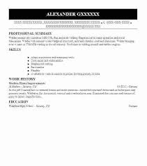 Welder Resume Sample Table Welder Resume Examples To Stand Out Mig ...