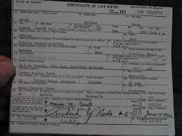 Example Birth Certificates For Your Passport Passportsusa Com