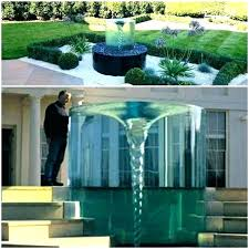 how to build a water wall water feature wall water feature wall build your own vortex