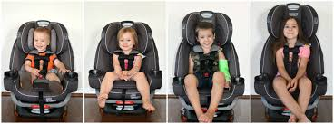 graco 4ever extend2fit 4 in 1 car seat