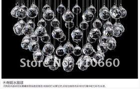 sphere style crystal chandelier glass globe chandeliers modern ceiling crystal chandelier rain drop lights led hanging lights