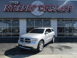 2012 Used Dodge Durango AWD 4dr Crew at The Internet Car Lot ...