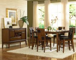 wonderful dining room funiture sets 6 piece design ideas with dark wooden expanding dining table design