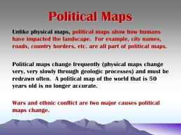 explain some things we are able to do with them ppt download What Do Political Maps Show What Do Political Maps Show #13 what do political maps show us