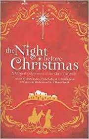 The Night Before Christmas -SATB: A Musical Celebration of the Christmas  Story: Lindsey, Joel, LaBar, Twila, Smith, J. Daniel: 0645757201371:  Amazon.com: Books