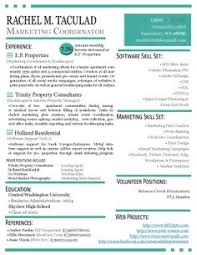 creative resume marketing