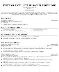Student Nurse Resume Template Nursing Student Resume Sample Form Nurse Letsdeliver Co