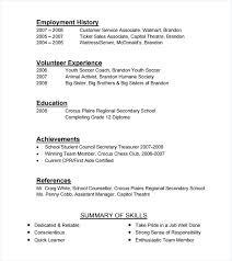 Cashier Resume Examples Best Of Examples Of Cashier Resumes Retail Store R Resume Examples Part Time