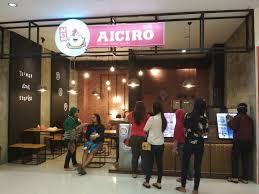 Ein hochzeitskleid aus der a linie ist der klassiker unter den hochzeitskleider. Aiciro Apollo Supermall Rumah Makan