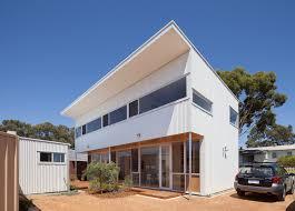 Passive Facade Design Passive Erpingham House In Australia Is Affordable Light