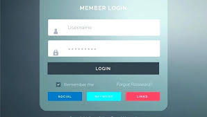 Css Register Form Template Simple Login And Registration In