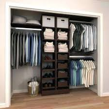 Reach in closet organizers do it yourself Ideas Reach In Closet Organizers Dark Brown Closet Systems Closet Organizers The Home Depot Reach In Closet Reach In Closet Organizers Ripscrabshackco Reach In Closet Organizers Reach In Closets Reach In Closet