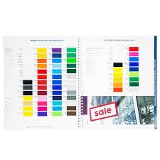 Avery Dennison 2017 Vinyl Color Selector Guide